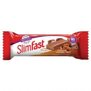 Slimfast Snack Bar Chocolate Caramel 26G